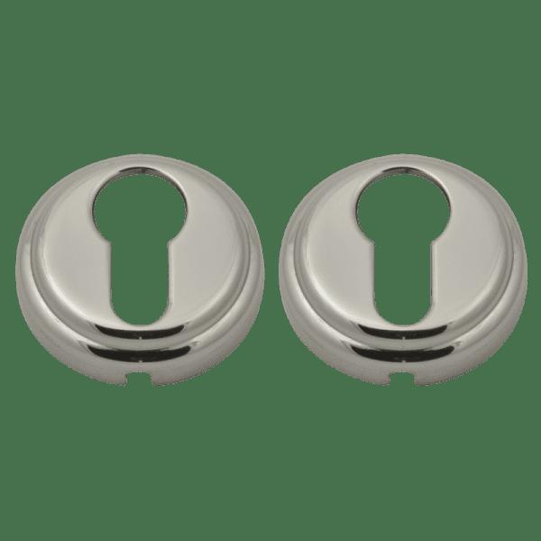 Дверная накладка модель НК (J) (Хром)