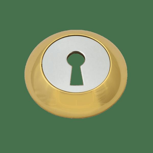 Накладка дверная модель НБ-А (Золото)