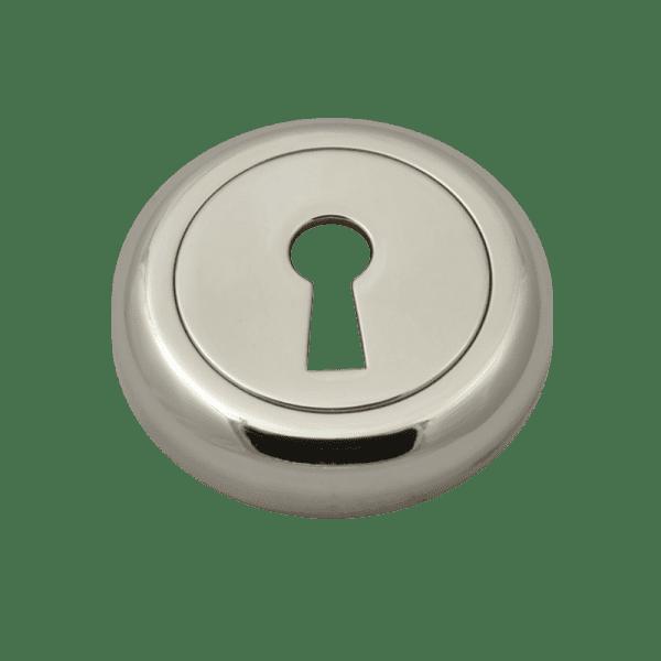 Накладка дверная модель НБ-C (Хром)