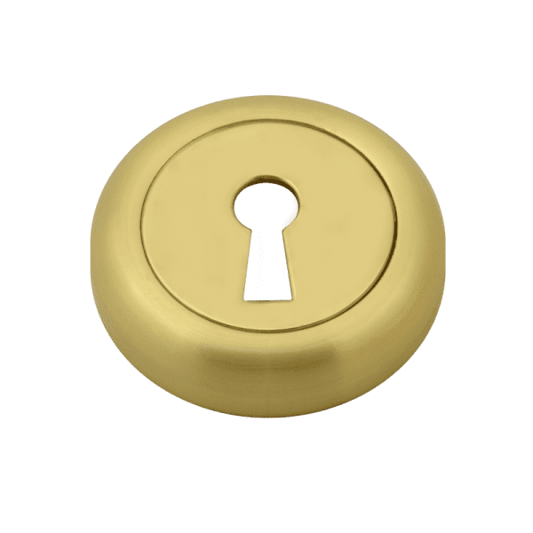 Накладка дверная модель НБ-C (Матовое золото)