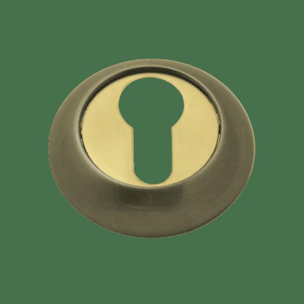 Накладка дверная модель НК-A Clásico (Старая бронза)