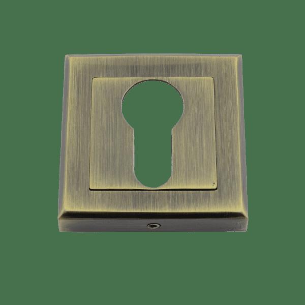 Накладка дверная модель НК-К Clásico (Старая бронза)