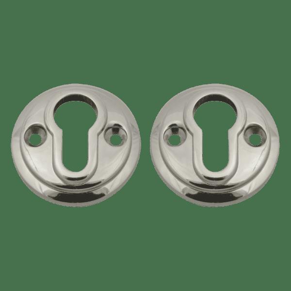 Дверная накладка модель НК (К) (Хром)