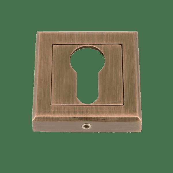 Накладка дверная модель НК-К Clásico (Старая медь)