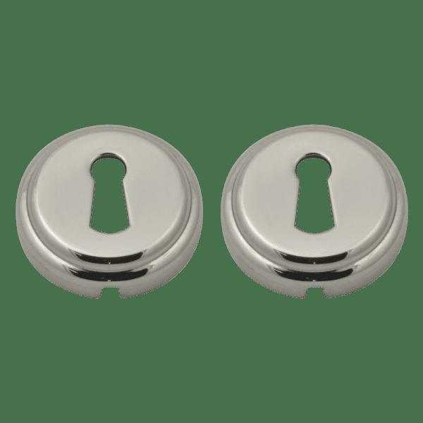 Дверная накладка модель НБ (J) (Хром)