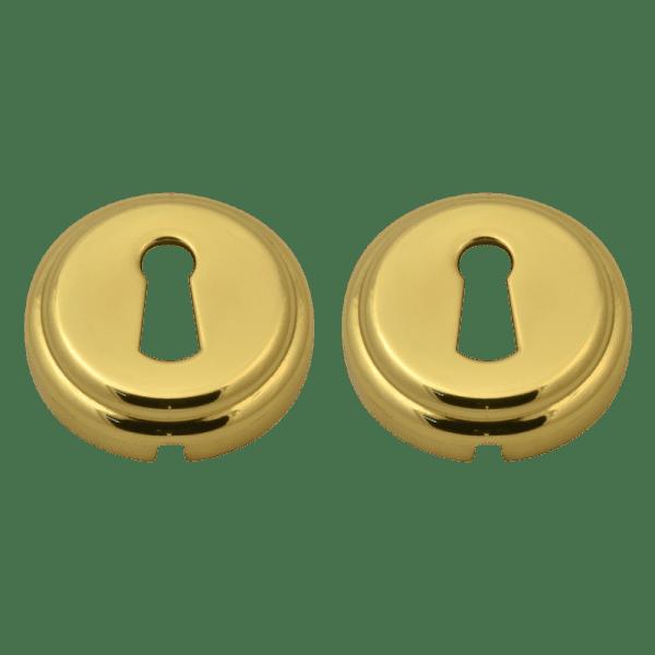 Дверная накладка модель НБ (J) (Золото)