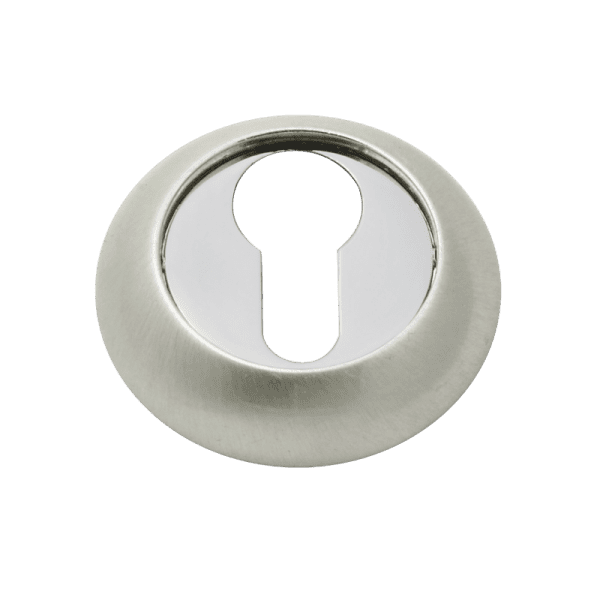 Накладка дверная модель НК-A Clásico (Матовый хром)