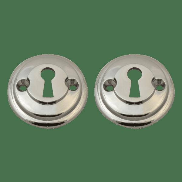 Дверная накладка модель НБ (К) (Хром)