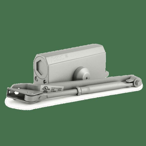 Доводчик дверной модель 3S мал. (Серый)