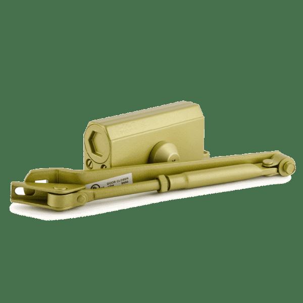 Доводчик дверноймодель 2S (Золото)