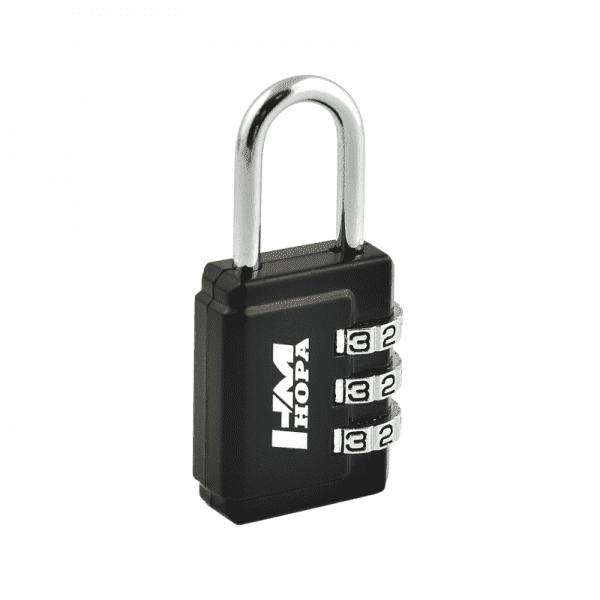 Навесной кодовый замок модель 503 (Черный)