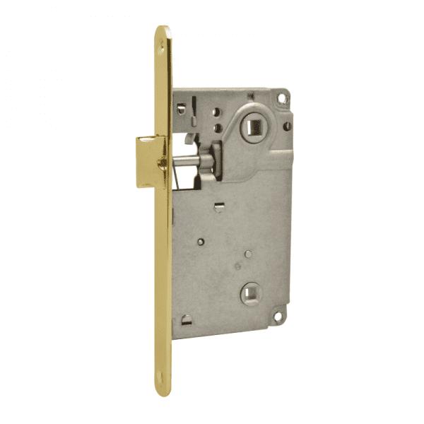Корпус замка под фиксатор модель 13-90 мм (Золото)