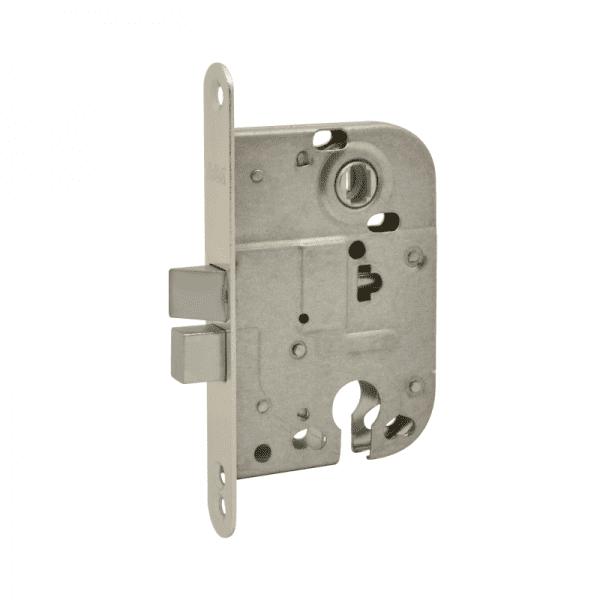 Корпус замка модель КЗВ-118 (Хром)