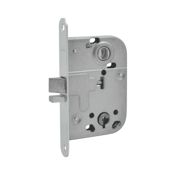 Корпус замка модель КЗВ-114 (Хром)
