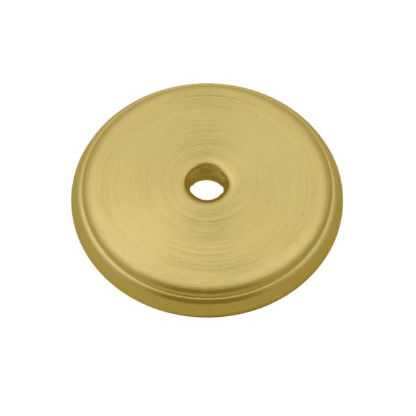 Накладка для финских дверей модель ФНП (Матовое золото)