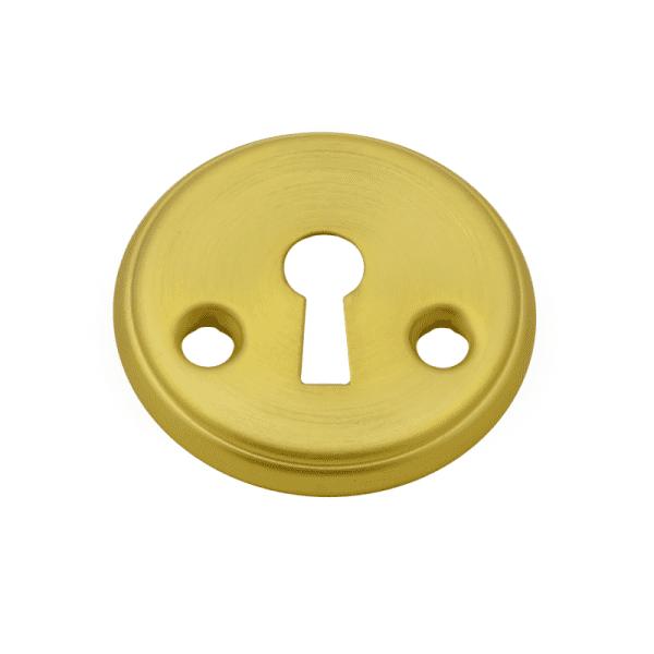 Накладка под ключ модель ФНБ (Матовое золото №2)