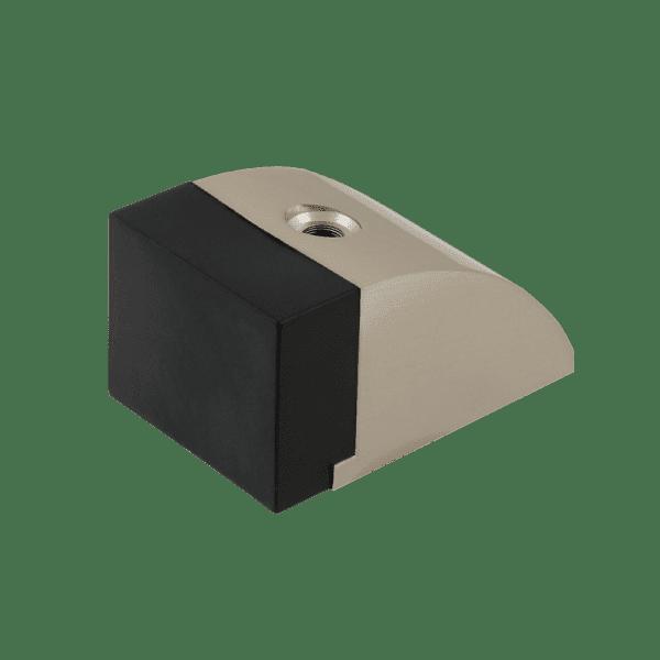 Ограничитель дверной модель 119 (Матовый никель)