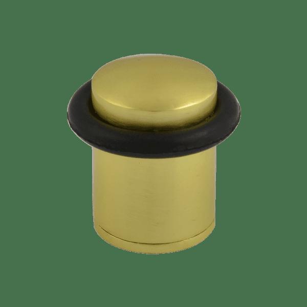 Ограничитель дверной модель 101 (Матовое золото)
