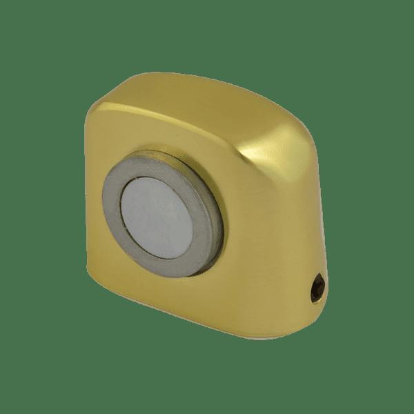 Ограничитель магнитный модель 802 (Матовое золото)
