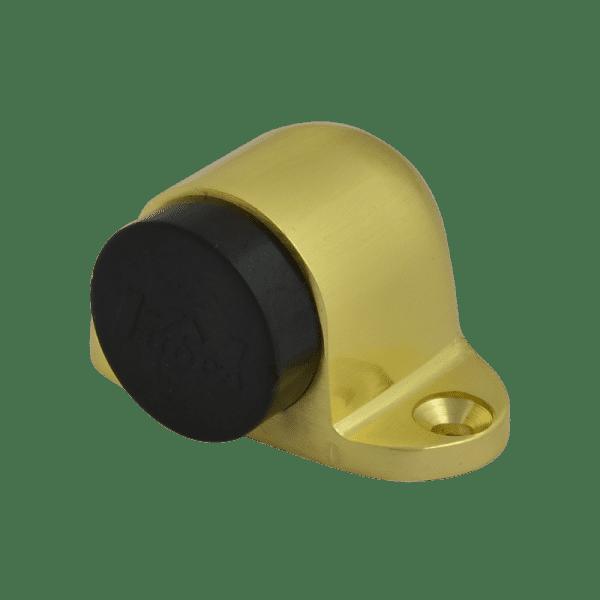Ограничитель дверной модель 108 (Матовое золото)