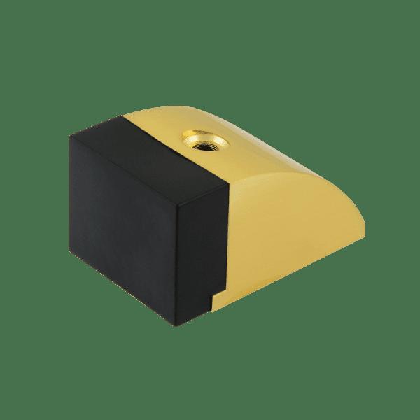 Ограничитель дверной модель 119 (Матовое золото)