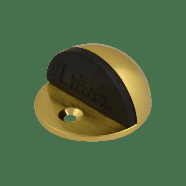 Ограничитель дверной модель 100 (Матовое золото)