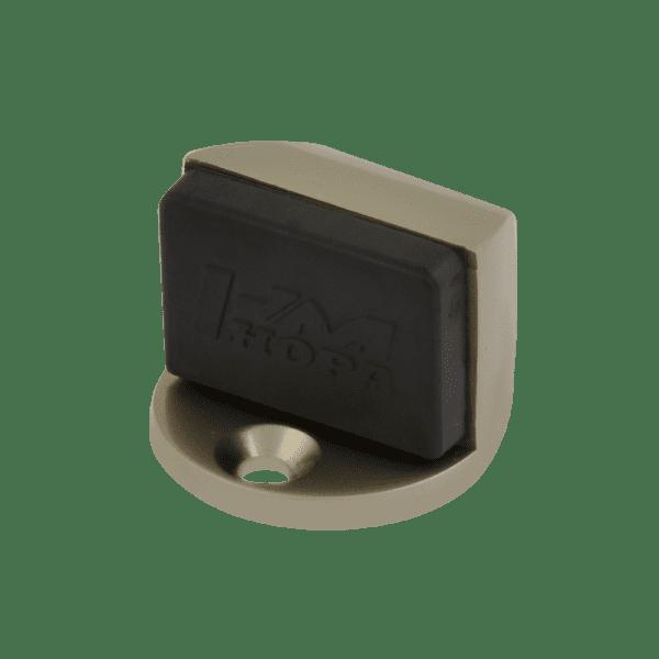 Ограничитель дверной модель 107 (Матовый никель)