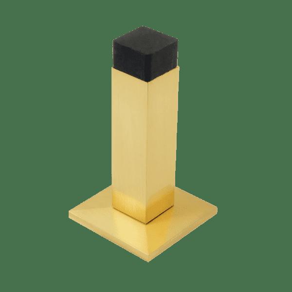 Ограничитель дверной модель 116 (Матовое золото)