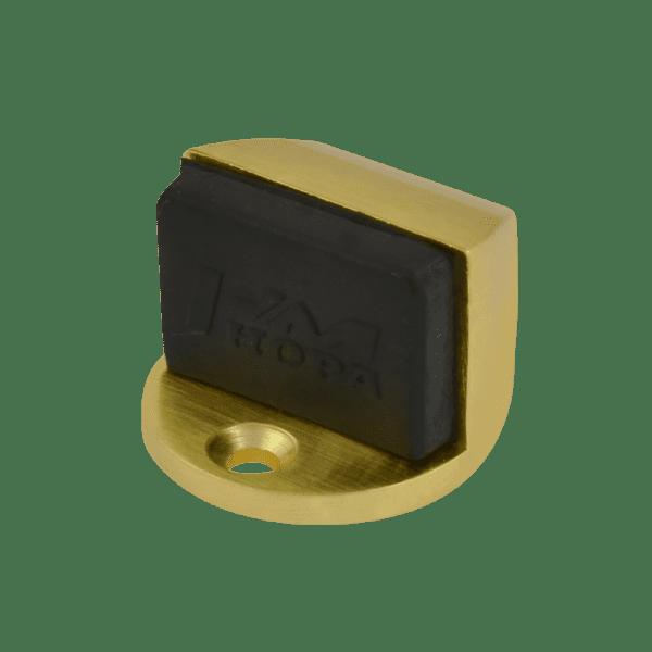 Ограничитель дверной модель 107 (Матовое золото)