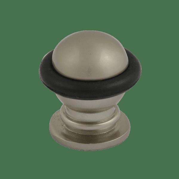 Ограничитель дверной модель 106 (Матовый никель)