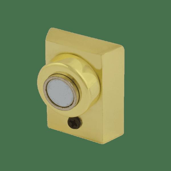 Ограничитель магнитный модель 801 (Матовое золото)