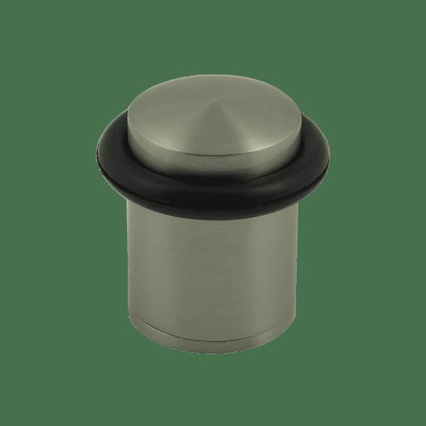 Ограничитель дверной модель 101 (Матовый никель)