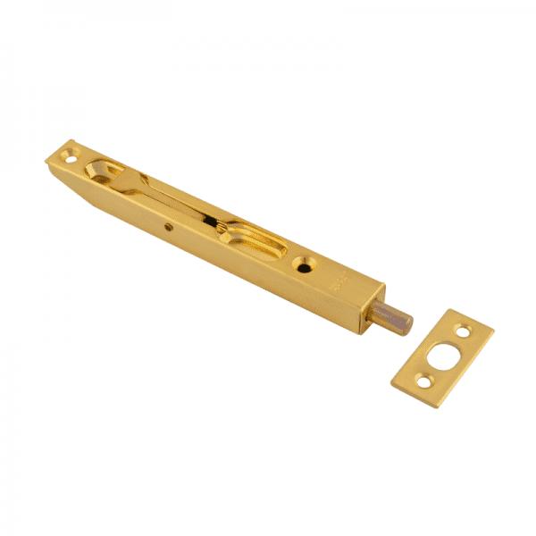 """Ригель 140 мм модель 5,5"""" (Матовое золото)"""
