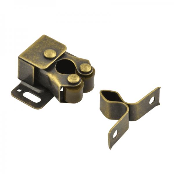 Роликовая защелка модель №2 (Старая бронза)