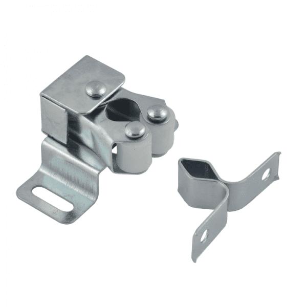 Роликовая защелка модель №1 (Хром)