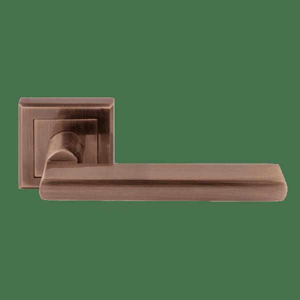 Ручка дверная модель 108 К Clásico (Старая медь)