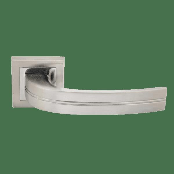 Ручка дверная модель 106 К Al (Матовый хром)