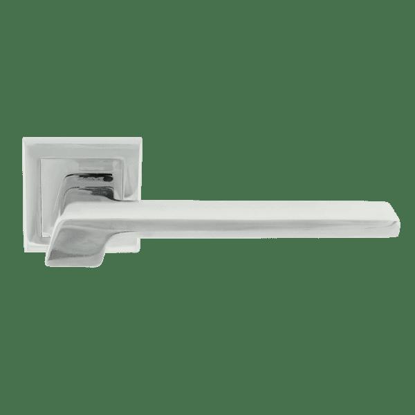 Ручка дверная модель 111 K Al (Хром)
