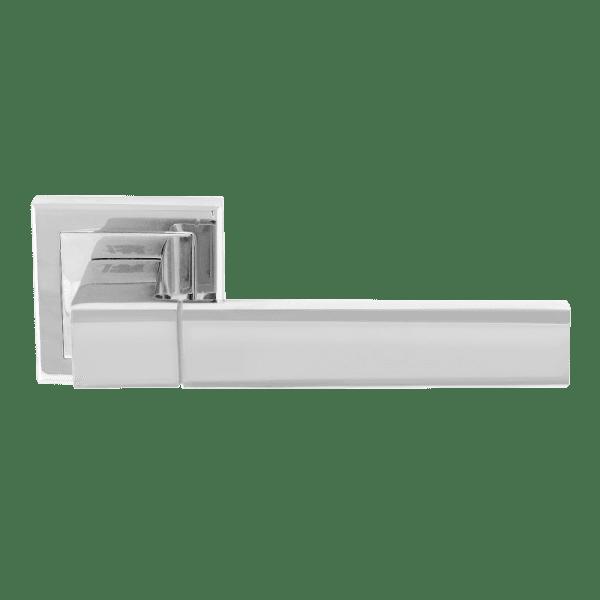 Ручка дверная модель 109 К Al (Хром)