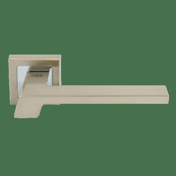 Ручка дверная модель 111 K Al (Матовый хром)