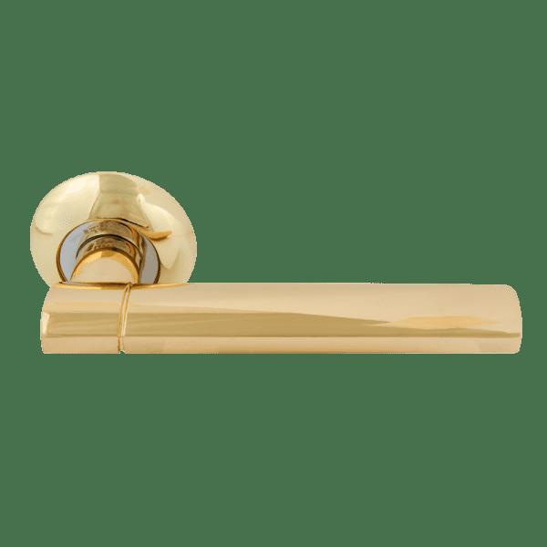 Ручка дверная модель 103 А AL (Золото)