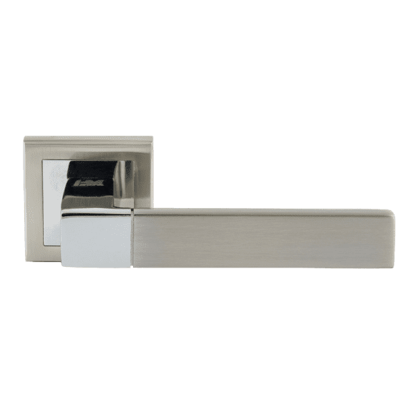 Ручка дверная модель 109 К Al (Матовый хром)
