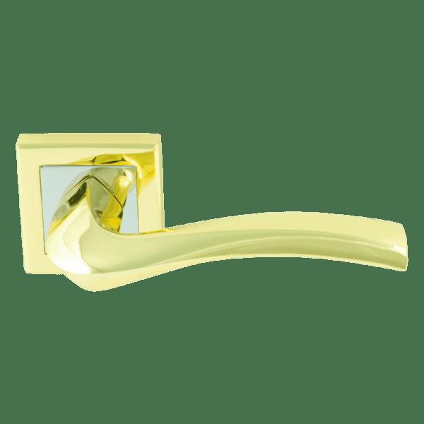 Ручка дверная модель 112К AL (Золото)