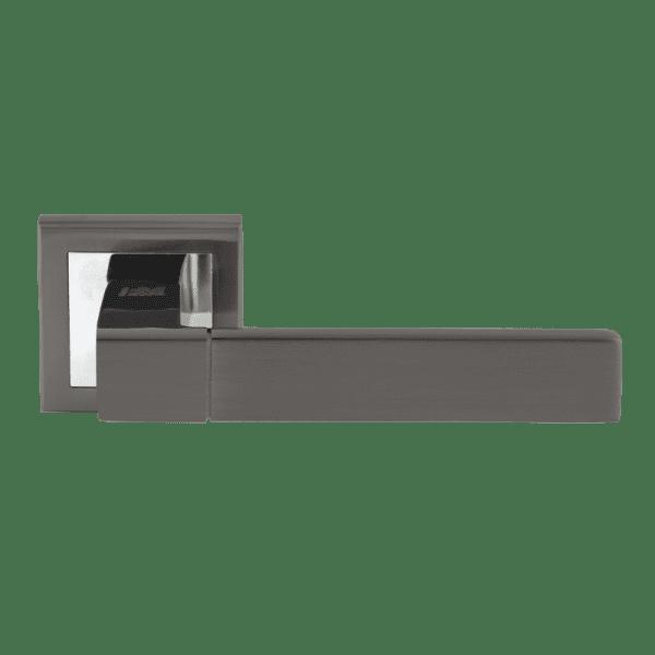 Ручка дверная модель 109 К Al (Графит)