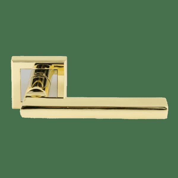 Ручка дверная модель 108 K Al (Золото)