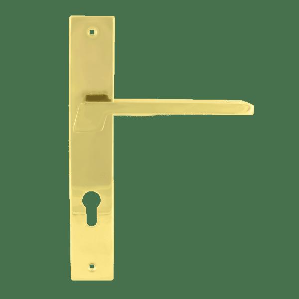 Ручка на планке модель 111-85 мм (Золото)