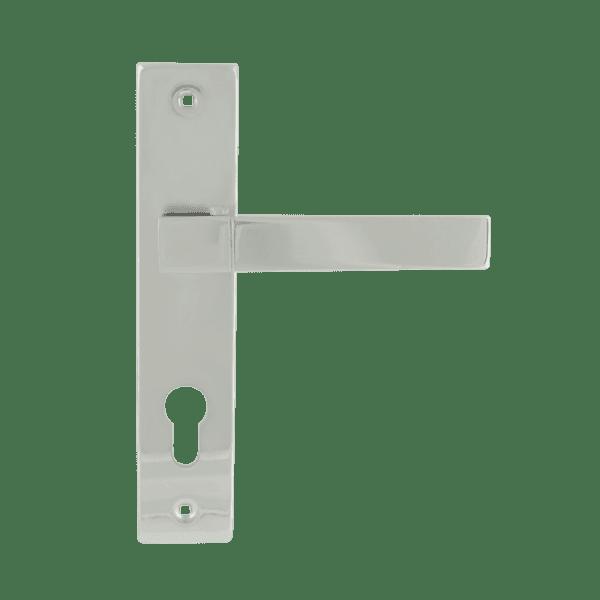 Ручка на планке модель 109-70 мм (Хром)