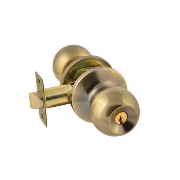 Ручка-защелка модель ЗШ-Э (Старая медь)