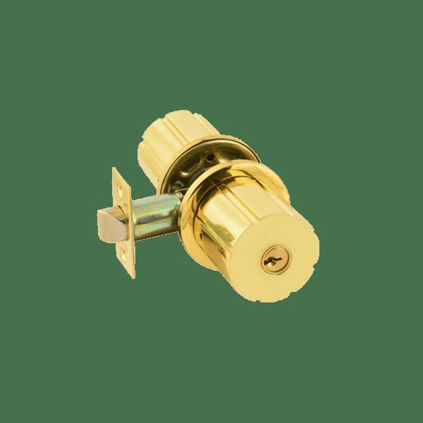 Ручка-защелка модель ЗН (Золото)