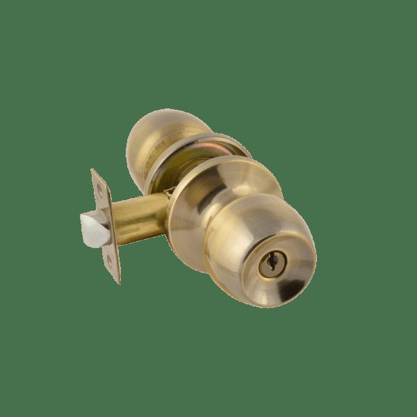 Ручка-защелка модель ЗР1 (Старая бронза)